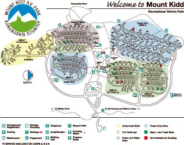 Alberta Campground Parks
