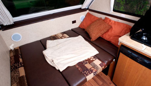 Chalet Ltw A Frame Small Travel Trailers