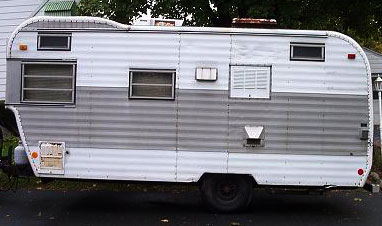FAN Vintage Travel Trailers