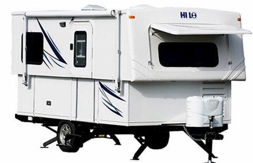 Hi Lo Travel Trailer Floor Plans Cougar