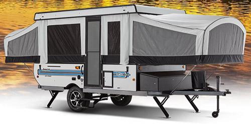 Innovative 2017 Jayco 10SD Jay Sport Folding Camping Trailer Pop Up