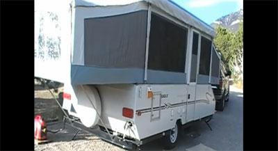 Rockwood Pop Up Campers >> Pop Up Tent Campers Trailer Brands