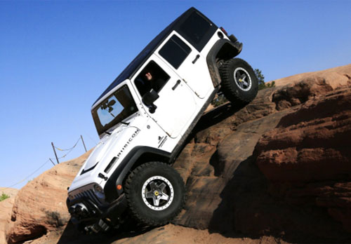 Jeep Wrangler Action Camper |Go-Anywhere RVs