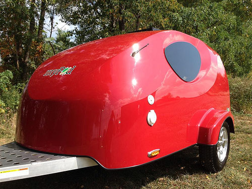 Mypod Travel Trailer Mini Campers