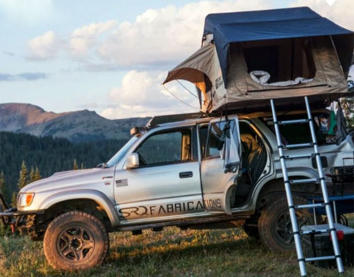 Review Of Canvas Rooftop Tents North American Manufacturers