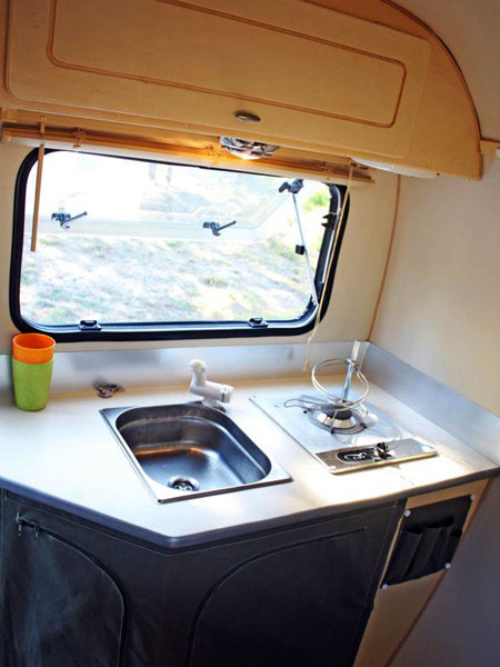 Pino Pi Travel Trailer Mini Campers