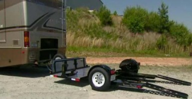 Motorhome RV Towing