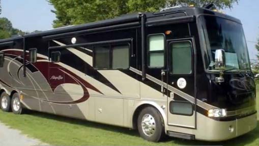Rent An RV Motor Home Online