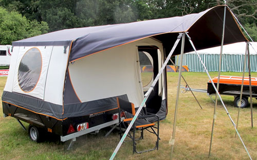 Raclet Trailer Tents Upgrading Camping Experience