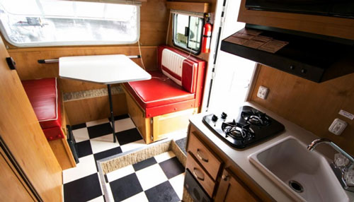 Retro 155xl Small Travel Trailers
