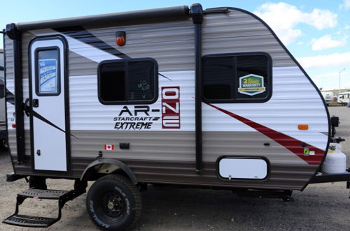 Starcraft Ar One 14rb Small Travel Trailers