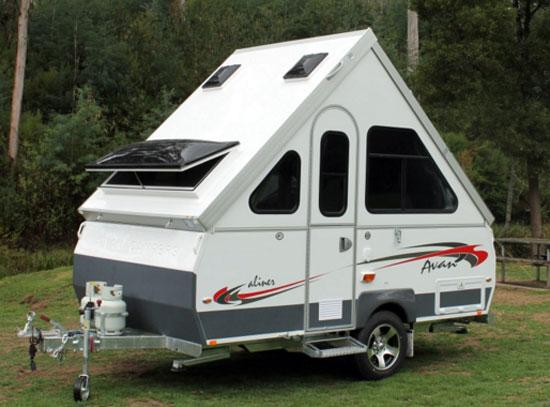 Lightweight Light Camper Trailers in Australia | Avan