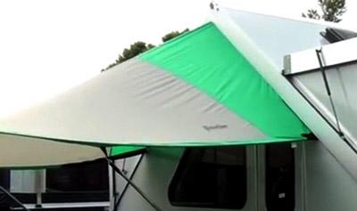 Aliner Lxe Travel Trailer 2017 A Frame Campers