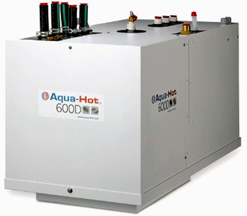Water Tank Destruction : Hydronic rv heating systems basics