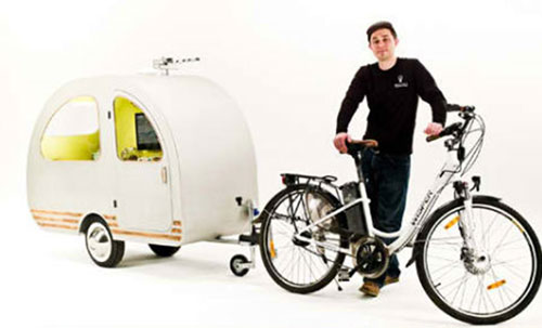 Review of Bicycles Campers | Pull-Behind Trailers