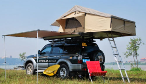 Soft Shell Roof Top Tents South African Manufacturers