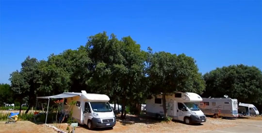 Elegant Camping In Europe Has Its Charms Photo Trailer Image By Greg