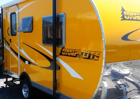 Lightweight Travel Trailers | US Manufacturers