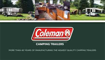 coleman camping trailers brochure coleman tent trailer manuals and brochures Coleman Mesa Layout at eliteediting.co