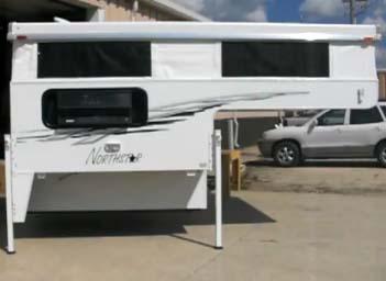 Compact Truck Camper