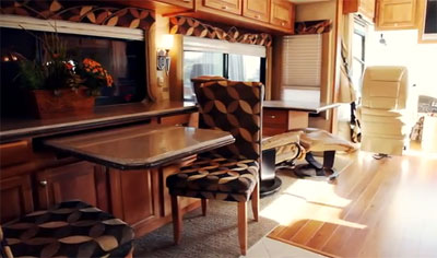 Motor Home Rv Furniture