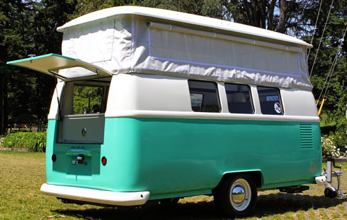 Dub Box Camper In Road Configuration Looks Familiar
