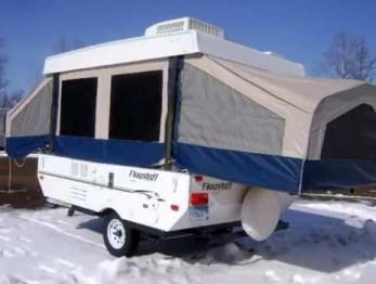 Folding Truck Camper