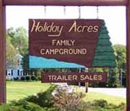Directory Of Campgrounds Rhode Island Ri