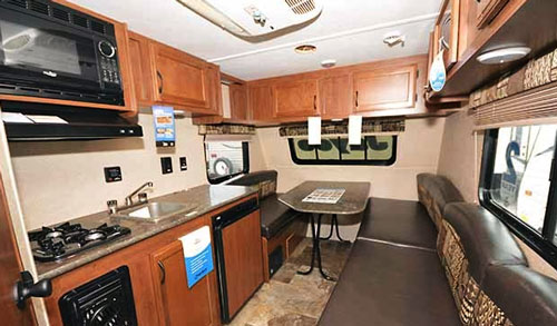 Jay Flight Slx 145rb Small Travel Trailers