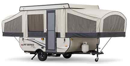 The 8SD Model Of Jayco Comes In At A Very Light 1800 Pounds With Twin Bed Full Stove And Carryout Thats Pretty Impressive