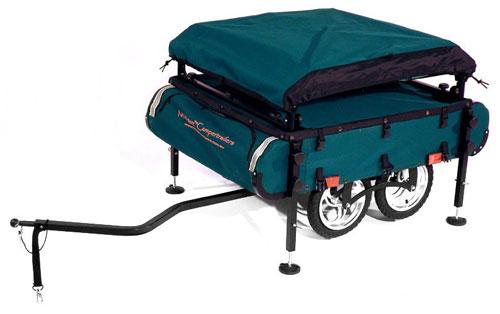 Kamp Rite Midget Bushtrekka Bicycle Campers