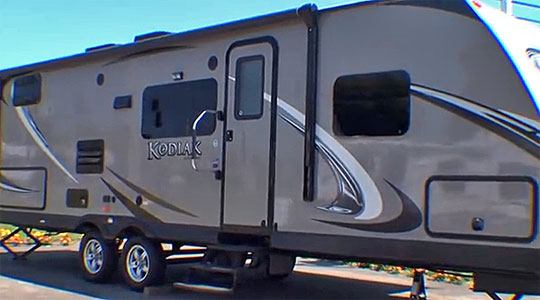 Buying Lite Travel Trailers Guide