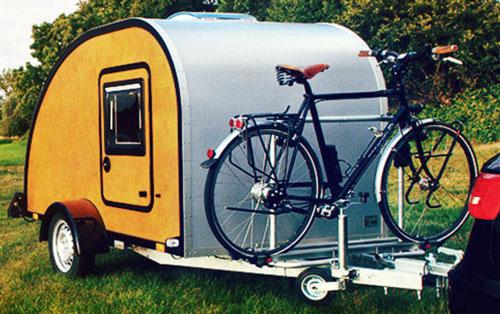 Kulba Teardrop Camper | Mini Travel Trailers
