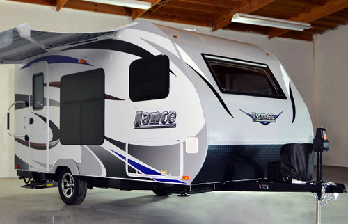 Small Travel Trailers Lance Camper