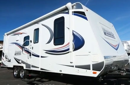 Lastest  Trailers Forward Top 5 Best Travel Trailers Under 5000 Pounds