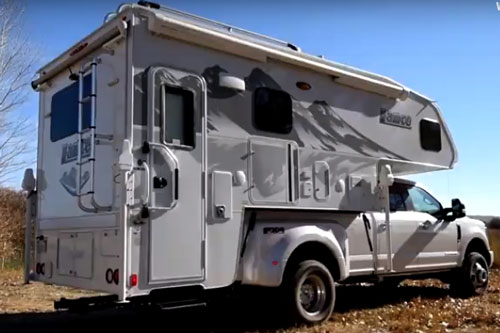 Lance truck campers australia