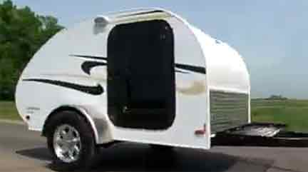 New And Used Teardrop Trailers For Sale