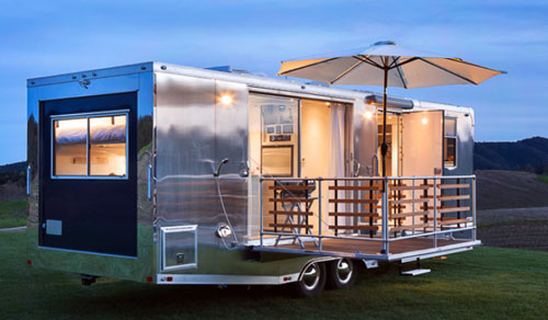 Basics of Off-Grid Mobile Homes | RV's for Full-time Living