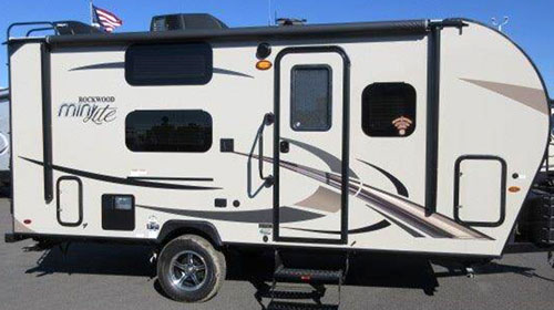 Travel Trailer With Walk In Bath