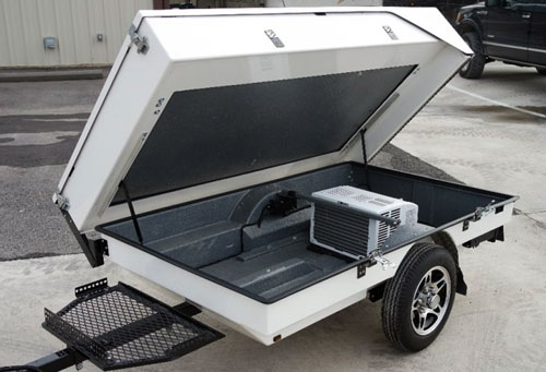 Roll A Home Motorcycle Campers