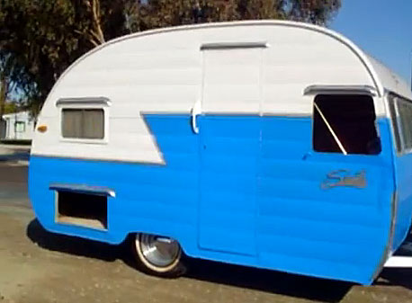 Shasta Campers