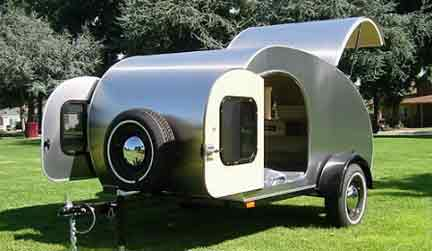 new and used teardrop trailers for sale. Black Bedroom Furniture Sets. Home Design Ideas