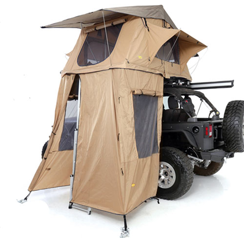 Roof Top Tents Alternative To All Terrain Rv