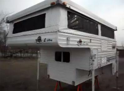Sun Lite Truck Camper | Eagle and Skyhawk