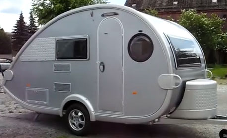 8 Tab T B Teardrop Travel Trailer