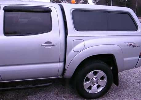 Toyota Tacoma Camper Shell For Sale >> Toyota Camper Shell
