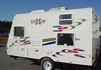 cheap low cost travel trailers for sale. Black Bedroom Furniture Sets. Home Design Ideas