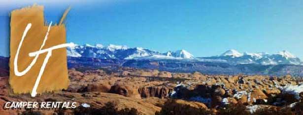 Utah Camper Rentals Trailer Camper Trailer Rental Central
