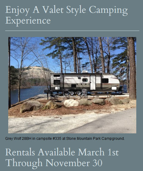 Rv Camper Rental Atlanta Georgia