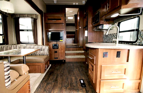 Wildcat Maxx 242rlx 2017 Fifth Wheel Campers